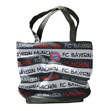 Shopper Tasche zur Sporttasche Trikot Design FC Bayern München NEU!OVP!