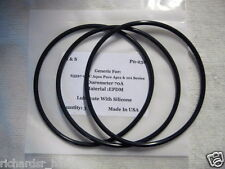 3 Aqua-Pure O-Rings 63597-174C / Ap11 & 101 Series/ R&S 238 / EPDM Mat.