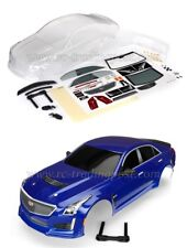Clear RC Body Cadillac CTS-V 200mm Clear RC Car Body Shell for Traxxas 4-Tec 2.0