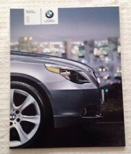 BMW Brochure BMW 2006 5 Series Sedan