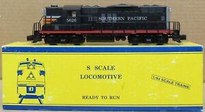 American Models Southern Pacific GP-9 Diesel Engine #5626 S-Gauge (AC ONLY) USED
