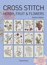 Cross Stitch Flowers by Sophie Helene (Paperback, 2011)