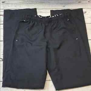 Under Armour pants Xs black semi fitted polyester pants