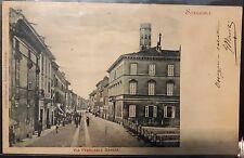 1900 - Soresina - Via Francesco Genala