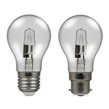 EVEREADY Ampoules halogènes GLS - 20W 33W 48W E14 E27 B15 B22