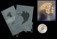 Airbrush Schablonen / Stencil / Step By Step 0647 Wikinger mit  Anleitung
