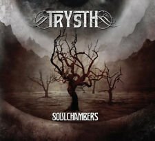 Trysth – Soulchambers DIGI-CD Post Metal from Bulgaria ffo Cult of Luna Neurosis