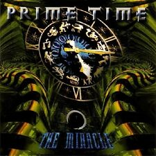 PRIME TIME - The Miracle CD