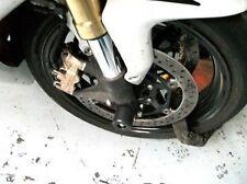 Honda CBR600RR 2007-2018 Forcella Anteriore Asse Tamponi Paramotore Bobine