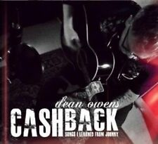 Dean Owens - Cash Back (Songs I Learned From Johnny) (CD 2012) NEW & SEALED