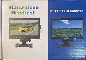 """7"""" TFT LCD Monitor"""