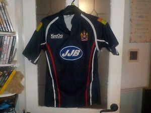 Wigan Warriors away shirt, small adult, 2008.