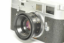 Lens JUPITER 12, 35mm  f2.8, M39 mount for Leica, FED, Zorki,  Sony a7 tested