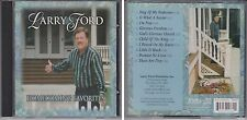 LARRY FORD Homecoming Favorites 1998 CD Bill Gaither Sing of My Redeemer Gospel