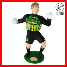 Peter Schmeichel Football Figure Manchester United Soccer by Vivid Imaginations