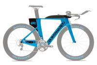 Quintana Roo PRSix Triathlon Frameset Electric Blue Size 50cm