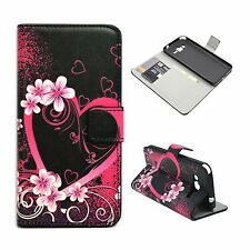 Flip Leather Phone Case Card Wallet Cover For Samsung Galaxy Grand Prime G530