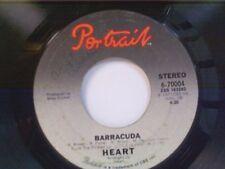 "HEART ""BARRACUDA / CRY TO ME"" 45"