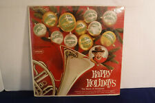 Happy Holidays: The Music Of Christmas, RCA Victor Records PR 129,Ltd. Ed,SEALED