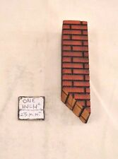 Chimney roof top dollhouse miniature 1:12 scale USA made light 504