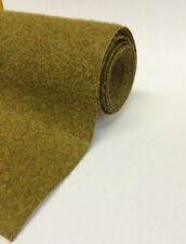 "Grass Mat Hairy Autumn Green Mix 120cmx60cm 47.5x23.5"" Javis scenery roll"