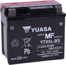 Yuasa Battery YUAM32X5B 58-1314 YTX5L-BS 49-1954 YTX5LBS 21-9069 920-111