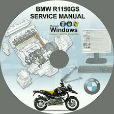 Bmw r1150gs in manuals literature ebay bmw r1150gs motorcycle service repair manual on dvd fandeluxe Images