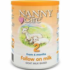 Nanny Care Goats Milk - Follow On Milk - Stage 2 (900g)