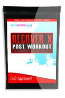 RECOVER-X - BCAA, Creatine, D-Ribose, L-Glutamine, HMB