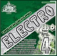 CBR UNDERGROUND ELECTRO VOL.4/Bass,Electro,Rap,Funk,VOCODER*Breakdance 2013*TOP*