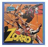 """Zorro, """"La cattura"""", film super 8 colore muto 3 min (15 metri)"""