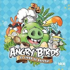 NEW Angry birds. El libro de recetas (Spanish Edition) by Rovio