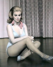 """ANN MARGRET VIVA LAS VEGAS 1964 HOLLYWOOD ACTRESS 8x10"""" HAND COLOR TINTED PHOTO"""