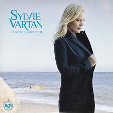 CD CARTONNE CARDSLEEVE COLLECTOR 1T SYLVIE VARTAN L'UN PART, L'AUTRE RESTE 2009