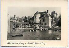 CP 77 Seine-et-Marne - Moret-sur-Loing - Nouvelle Villa sur le Loing