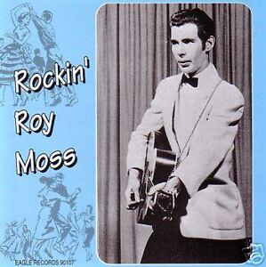 ROY MOSS - Rockin'....Unbelievable Rockabilly CD
