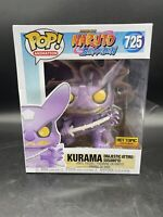 "Funko Pop Naruto Shippuden 6"" Kurama Majestic Attire: Susano'o 725 Hot Topic Ex"