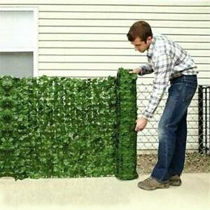 Artificial Hedge Privacy Screens Windscreens For Sale In Stock Ebay