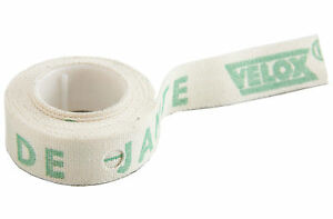 NEW Velox Woven Adhesive Bicycle Rim Tape 10, 13, 16, 19 or 22mm wide