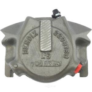 Disc Brake Caliper-Premium Semi-Loaded Caliper Front Left Centric Reman