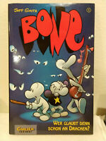 Bone Book- Rare German Edition - Signed Only 800! - Jeff Smith