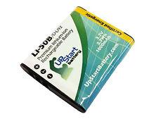 Battery for Olympus XZ 1, SZ 15, VR 340, Stylus Tough 8010, SZ 10, Tough TG 820