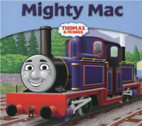 Thomas The Tank Engine and Friends Story Library: MIGHTY MAC  Book 37 - NEW