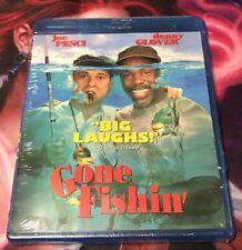 Gone Fishin' Blu-ray HTF OOP Joe Pesci Brand New Sealed