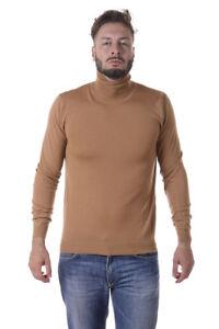 Maglia Daniele Alessandrini Sweater Lana ITALY Uomo Giallo FM64121A3606 20