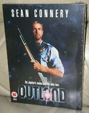 OUTLAND DVD Sean Connery Peter Boyle Sci-Fi Thriller 1981 NEW & SEALED!!