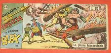 BLEK STRISCIA tredicesima  13° serie N° 10 a-dardo 1959 +entra disponibili altri