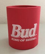 New Vtg 1996 Budweiser Foam Koolie Can Holder Koozie Coozie Tejano Music Awards