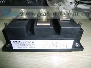 FUJI 2DI300A-050-03 MODULE BIPOLAR TRANSISTOR MODULES
