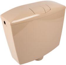 Spülkasten Karat tiefhängend beige Stand-WC Bad Badezimmer tiefhängend Neuware